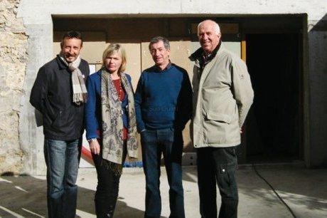 Bientôt de nouveaux bureaux pour l'office de tourisme des Luys | Actu Réseau MOPA | Scoop.it