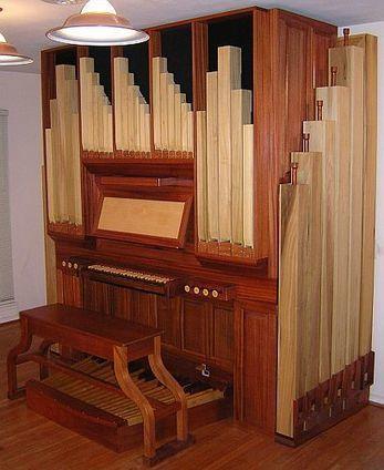Homemade Pipe Organ   MyTube   Scoop.it
