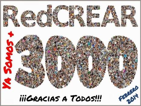 Red CREAR: ya somos +3000   ple   Scoop.it