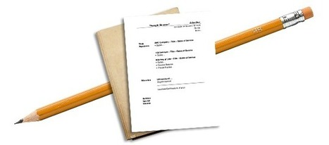 Resume Writing Software Review 2013   Resume Builder   Resume Software - TopTenREVIEWS   Effective Resumes   Scoop.it