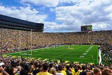 The Coolest Food Item at the Top 25 College Football Stadiums | Sport Facility Management Magazine | Scoop.it