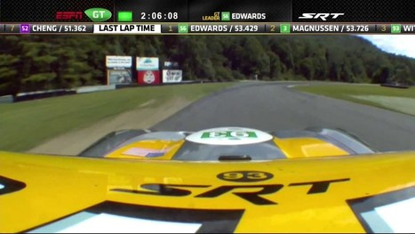 2013 Lime Rock Race Broadcast - ALMS - Tequila Patron - ESPN - Racing - Sports Cars | Sports Cars in Motorsport | Scoop.it