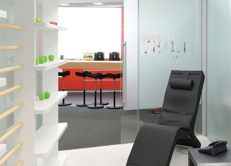 Creating Workplaces for Wellbeing | Brand Experience | Scoop.it