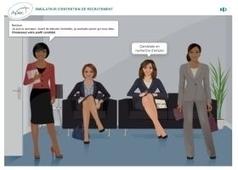 Simulateur d'entretien de recrutement - Apec.fr - Cadres | Recrutement et RH 2.0 l'Information | Scoop.it