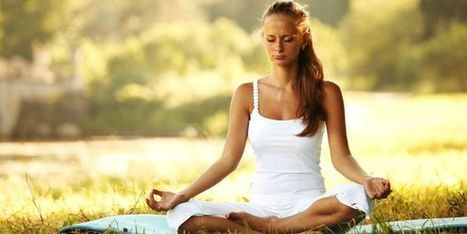 Meditation 'as good as drugs' for depression | ponder this | Scoop.it
