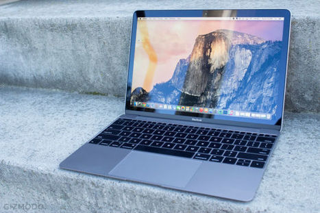 New MacBook Review: Stupidly Thin | Tools You Can Use | Scoop.it