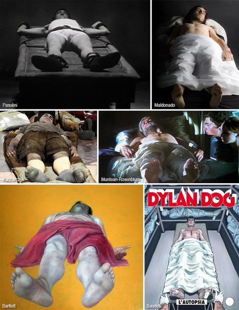 La prospettiva sul corpo umano: lo scorcio - DidatticarteBlog | Circolo d'Arti | Scoop.it