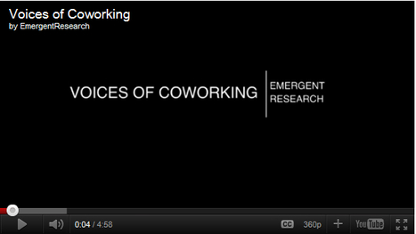 Voices of Coworking   Creatives   Scoop.it