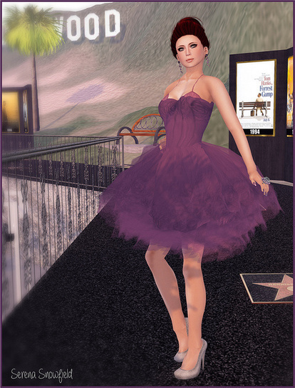 Not Quite Live from HOLLYWOOD: More Goodies! | Second LIfe Good Stuff | Scoop.it