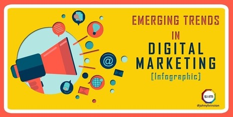 10 Emerging Trends in Digital Marketing | Digital Collaboration and the 21st C. | Scoop.it