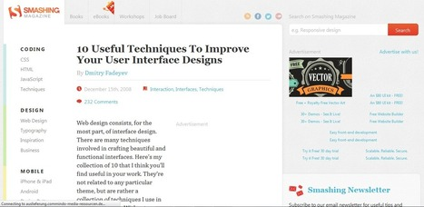 20 great articles to learn graphic design theory   Design daily news   Font Lust & Graphic Desires   Scoop.it