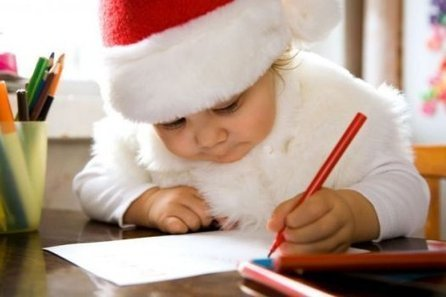 Enfants : l'intérêt de la Lettre au Père Noël | Animation et enseignement | Scoop.it