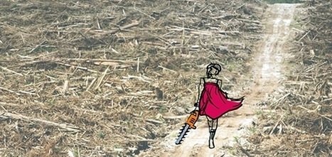 Pulp Nonfiction: 'Out of Fashion' Campaign Targets Apparel Brands Contributing to Deforestation | Sustainable Brands | Ethical Fashion | Scoop.it