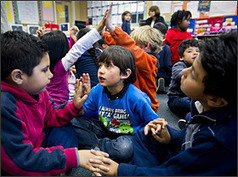 Momentum Builds for Dual Language Learning (language) | Spanish in the United States | Scoop.it