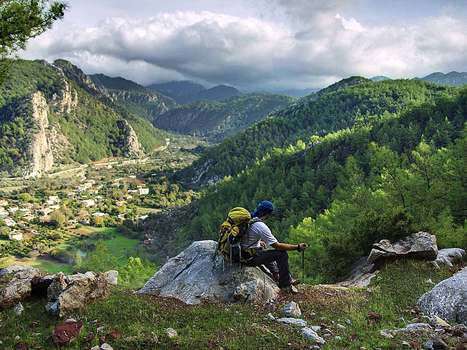 The Carian Trail: Turkey on two feet - The Independent | Icmeler, Marmaris, Mugla,Turkey | Scoop.it