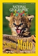 National Geographic Young Explorer (Student Magazine) | Tools for Teachers & Learners | Scoop.it