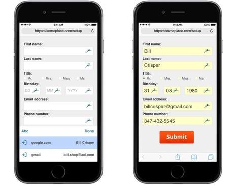 Dashlane. Gestion sécurisée de tous vos mots de passe en ligne | Les outils de la veille | digitalcuration | Scoop.it