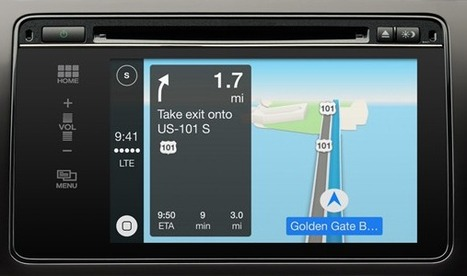 Why is in-car tech so complicated? | Technology in Business Today | Scoop.it