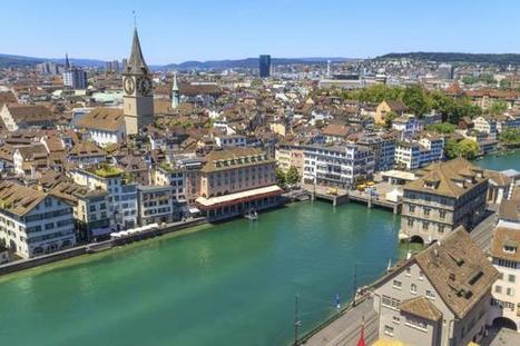 Las cuatro ciudades clave de Suiza | europa 2016 | Scoop.it