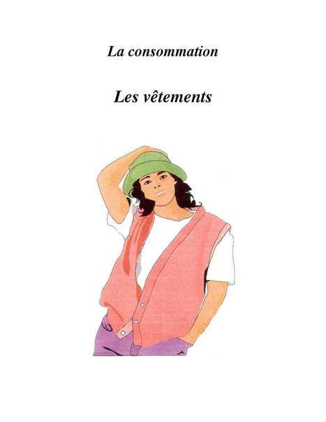 Les vêtements | mômes&ligne | Scoop.it