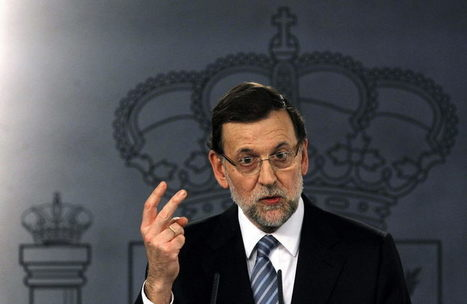 Rajoy cuestiona el plan del PSOE porque obligaría a someterse a ... | Crisis | Scoop.it