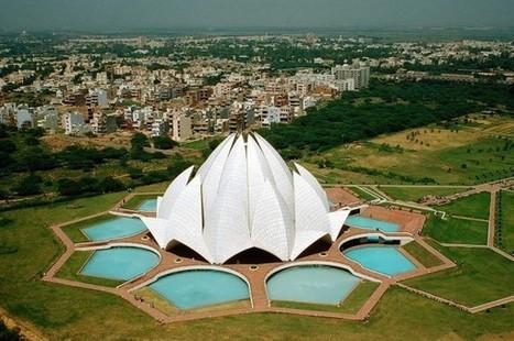 Templos de Delhi   Viajes   Scoop.it