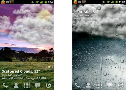 » 5 tra le migliori app per… il meteo » Software - AndroidWorld.it | News IT dal mondo | Scoop.it