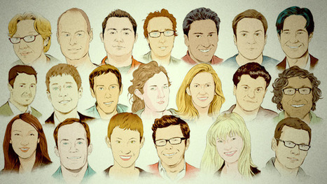 The Young Influentials: 20 Under 40 Who Are Wicked Smart and Rebooting Your World | Inspiring Stories | Scoop.it