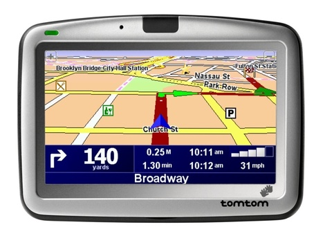 Most Drivers Using GPS Say It Has Led Them Astray | Geo 101 | Scoop.it