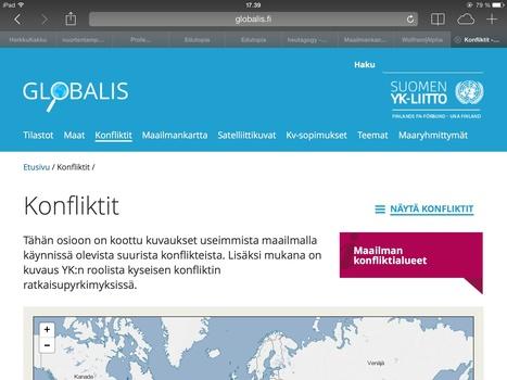 Etusivu - Globalis.fi | POLKKA-UUTISET | Scoop.it