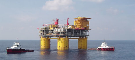 Are Oil Rigs the World's Tallest Structures? | Geology | Scoop.it