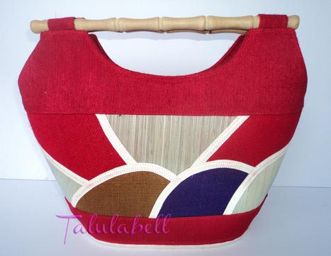 Handmade Native Abaca Bags - Embrace your Native Side   Handmade Bags - Abaca Bags   Scoop.it