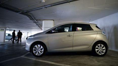 Renault-Nissan rate son départ dans la voiture électrique - Le Figaro | Matériel électrique | Scoop.it