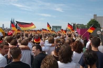 Proud to be German? Football and the fear of nationalism | openDemocracy | National Identity | Scoop.it