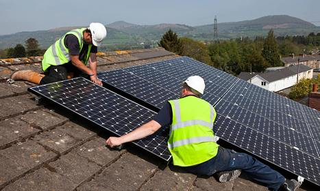 Jonathon Porritt: Community energy is becoming a force for real change   Community renewable energy   Scoop.it