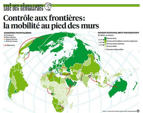 Libé des géographes, 1er octobre 2015 - Géoconfluences | Quoi de neuf sur le Web en Histoire Géographie ? | Scoop.it
