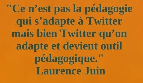 Twitter, de plus en plus pédagogique - Educavox | Veille CDI et profs docs | Scoop.it