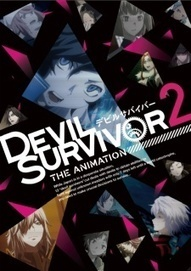 Devil Survivor 2 The Animation - MyAnimeList.net | Ta-Dah It's Anime | Scoop.it