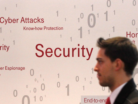 Who Holds IT Security Power? [Slideshow] | Higher Education & Information Security | Scoop.it