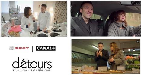 Détours, canal + «La cuisine deviendra-t-elle de la chimie culinaire ?» | L'Université Paris-Sud dans la presse | Scoop.it