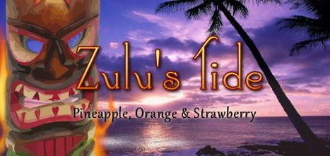 Crystal Canyon Vapes Eliquid: New Eliquid Flavor! Zulu's Tide | Crystal Canyon Vapes | Scoop.it