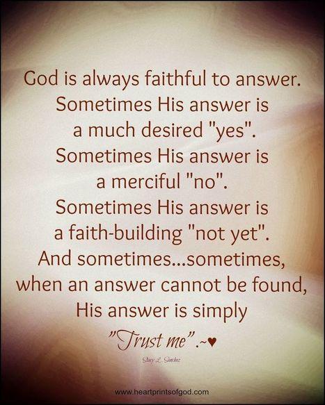 god is always|Inspirational Quotes | allwaysbehappy | Scoop.it