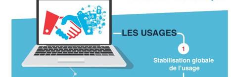 [Regard] Étude : la confiance des Français dans le numérique   Veille digitale   Scoop.it