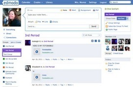 Free Technology for Teachers: Edmodo:The Total Classroom Solution | Edmodo: A Total Classroom Package! | Scoop.it