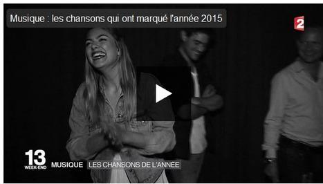 Les chansons qui ont marqué l'année 2015 | Le blog des profs de l'Institut Français à Madrid | Didactique du Français Langue Étrangère | Scoop.it