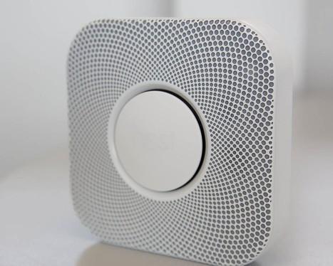 Voici le détecteur de fumée le plus geek et le plus beau | WEB | Scoop.it