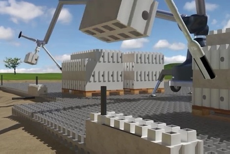 Will Giant Lego Bricks Revolutionise Construction? | Construction | Scoop.it