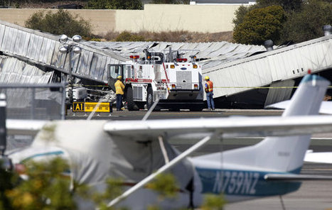 Santa Monica plane crash: NTSB releases preliminary findings | Personal Injury | Scoop.it