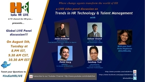 Trends in HR Technology & Talent Management | Human Resources | Scoop.it