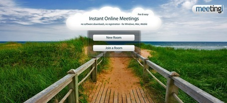 meetingl.com - easy and free video conferencing | Mobile Blending | Scoop.it